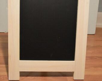 Table Top Sized Chalkboard