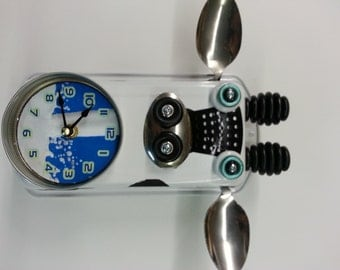 Cow Clock - Customized