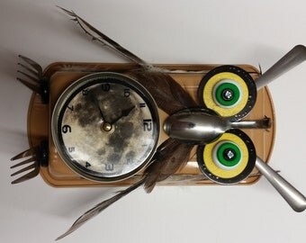 Owl Clock - Customized