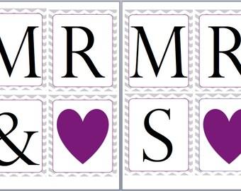 Mr & Mrs Banner