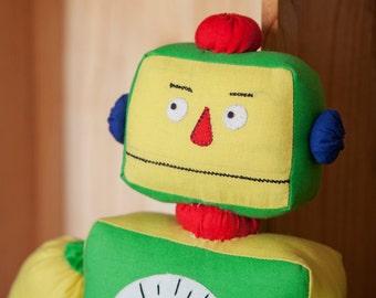 Stuffed Robot Pal