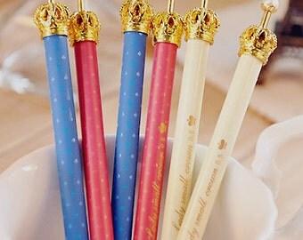 Crown Gel Pens