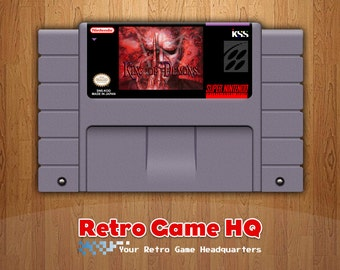 SNES - King of Demons