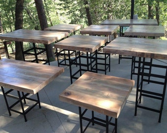 Restaurant or Bar Tables