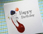 Delivery Moogle Birthday Card - FFXIV featured image