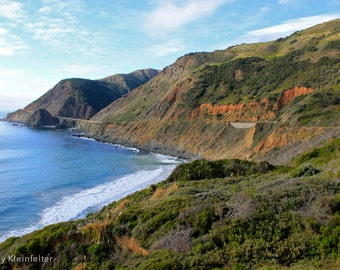 Mountains & Beaches // California