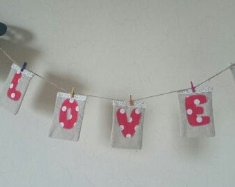 Personalized Double Sided Bunting