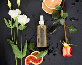 OMEHA - Voluptuous Organic Massage Oil