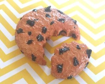 Chocolate Chunk Cookie 2 Piece Magnet Set