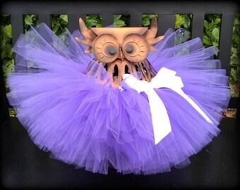Baby Tutu, Lavender Tutu, Toddler Tutu, Infant Tutu, Newborn Tutu, Tutu, 1st Birthday Tutu, Purple Tutu, Tulle Tutu, Birthday Tutu