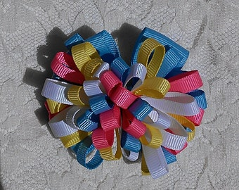 LOOPY HAIR BOW