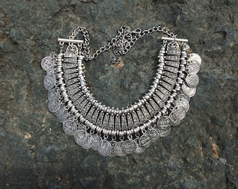 Strand necklace parts