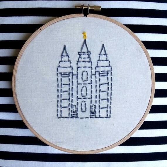 """Hoop-a-loop Starter Kit the """"Temple"""""""