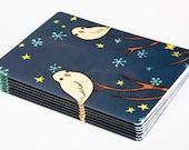 Holiday Cards - Eco Friendly Christmas Card Set - Holiday Greeting Card Set