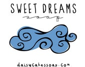 Natural Patchouli Sweet Dreams Soap