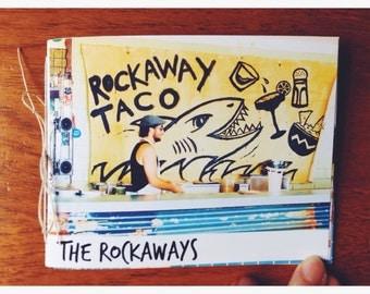 The Rockaways Photo Zine Beach Surf Culture