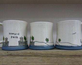 Seward Park Mug
