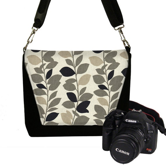 Model Womens Digital SLR Camera Bag DSLR Camera Bag Purse Vegan