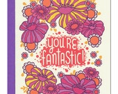 You're Fantastic Card