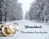 Winterblend Shea Butter Cream - 4oz Jar for Dry and Sensitive Skin