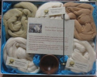 Cotton Sampler Box