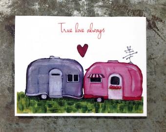 True Love Always Trailer Magnet
