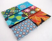 Six Business Card or Gift Card Holders (NEW ITEM)