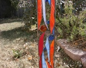 Stained Glass Garden Sculpture-  Shoshone Falls