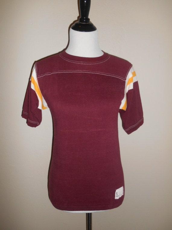 vintage 70s t shirt tshirts sportswear athletic