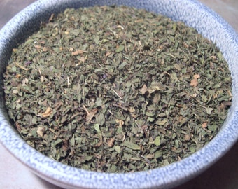 Peppermint, Dried Herb, Purification, Sleep, Love, Healing, Psychic Powers, Magical Herbs, Spell and Ritual Work Curio