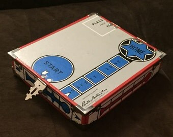 1976 Sorry Game Board Box