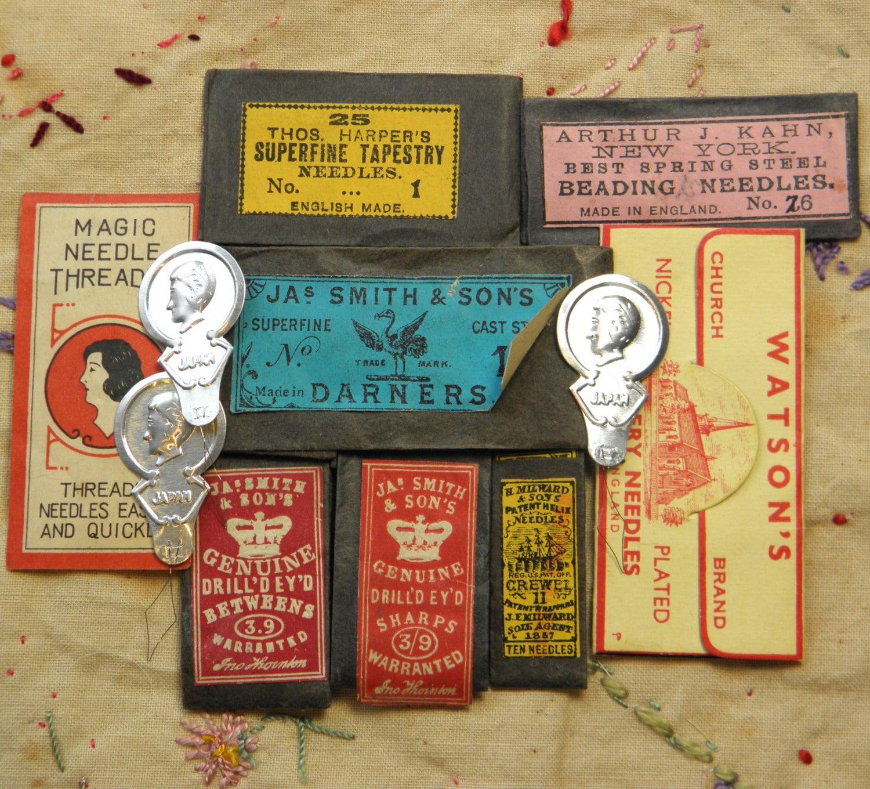Vintage Sewing Needle 71