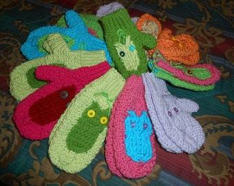 Crochet Pattern-Yooper Hooters