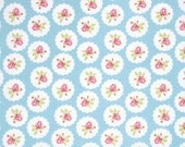 Lulu Roses from Tanya Whelan, Lottie in sky blue, yard