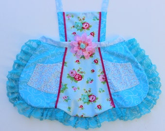 Field of Roses Apron