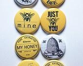 Bee Mine Flair