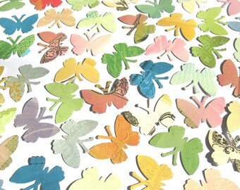 Ciao Bella - DCWV Butterfly Die Cuts