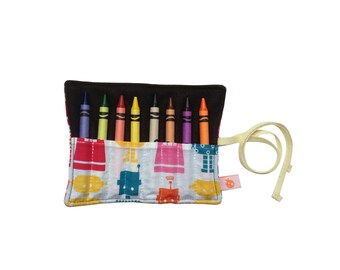CLEARANCE Eco Crayon Roll | Funbots
