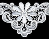 Beautiful Venise Lace Applique