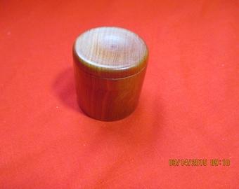 Handmade Chakte Viga Small Container