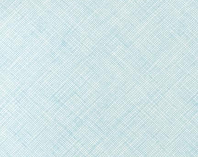 Architextures Crosshatch by Robert Kaufman and Fabric Shoppe- Best Seller- Crosshatch in Lake
