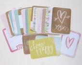 Project Life Dreamy Mini Kit - 25 3x4 cards