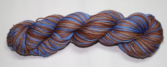 Jamie's Kilt Self Striping Hand Dyed Sock Yarn