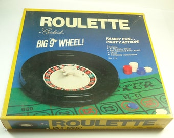 1970's Roulette Game By Crisloid