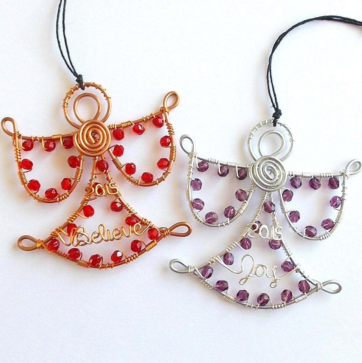 Name christmas ornaments - Like This Item