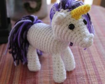 CROCHET PATTERN Unicorn