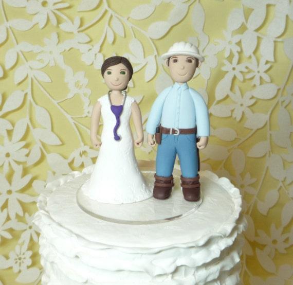 Items Similar To Lineman Cake Topper On Etsy