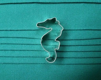 Seahorse Cookie Cutter Mini Fondant By West Tinworks