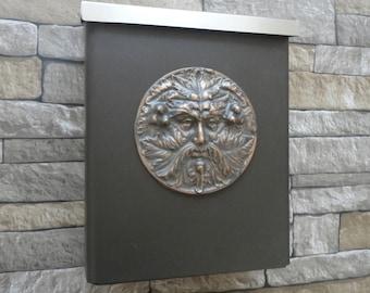 Greenman Craftsman Mailbox