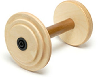 Louet Bulky Bobbins for most Louet Spinning Wheels, S10, S17